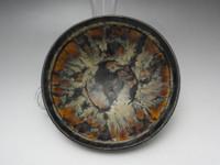 TENMOKU Vintage Chinese Jizhou Pottery Bowl