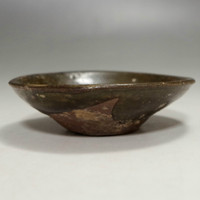 Antique Chinese Jian Pottery Liquor cup