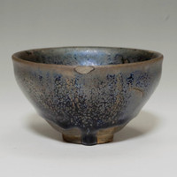 Antique Chinese Jianyao pottery bowl
