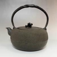 Nanbu Tetsubin - Japanese Iron Tea Kettle #2053