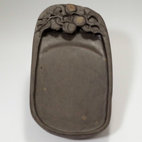sale:Vintage Chinese zhaoqing Duan Yan Ink Stone