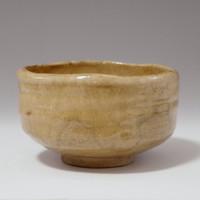 sale: CHAWAN Japanese Pottery Tea Bowl by Rakushichi Tokoname ware