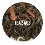 Organic Spiced Raspberry - 25 TEA BAGS