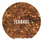 Organic South African Honeybush - 25 TEA BAGS