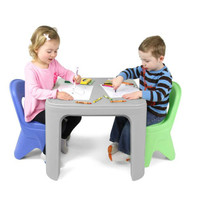 Simplay3 Play Around Chairs complement children's Play Around Table and Chair Set.