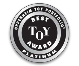 Oppenheim Best Toy Award
