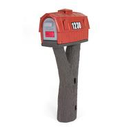 Rustic Barn Mailbox