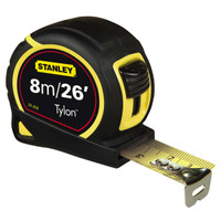 Stanley 30-656 8m/26' Bi-Material Measuring Tape