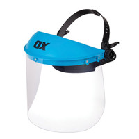 Ox Polycarbonate Face Shield