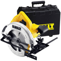 Dewalt DWE560K Compact Circular Saw 184mm in Kitbox