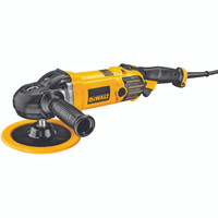 Dewalt DWP849X 1250W 180mm Variable Speed Polisher