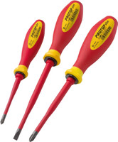Witte 6 Piece Protop II Insulated Screwdriver Set