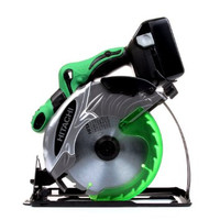 Hitachi 18v Circular Saw c/w 2 x 5.0Ah Batteries - 165mm Blade