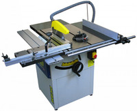 Charnwood W650 10'' Cast Iron Table Saw