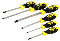 Rolson 28573 6 Piece Screwdriver Set