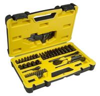 Stanley Tech3 1/4in 66Pce Socket Set