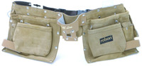 Rolson 68639 Professional Double Tool Pouch