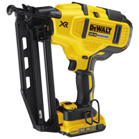 Dewalt DCN660D2-GB Cordless Finish Nailer 18 Volt 16 Gauge 2.0Ah