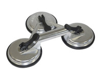 Tala 125mm(5in) Aluminium Triple Suction Cup