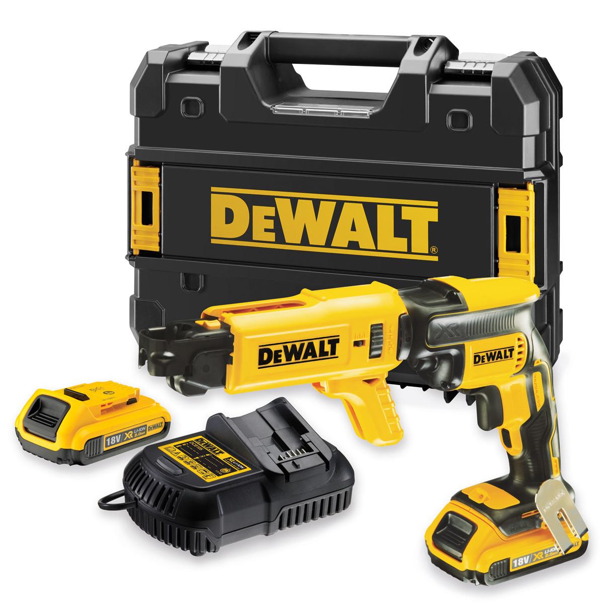 Dewalt Dcf620d2k Brushless Collated Drywall Screwdriver