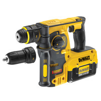 Dewalt DCH364M2 36V SDS Li-Ion 3 Mode + Quick Chuck Cordless