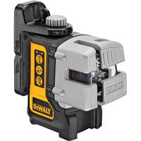 Dewalt DW089K Self-Levelling 3 Beam Line Laser