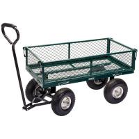Draper 58552 Steel Mesh Gardeners Cart
