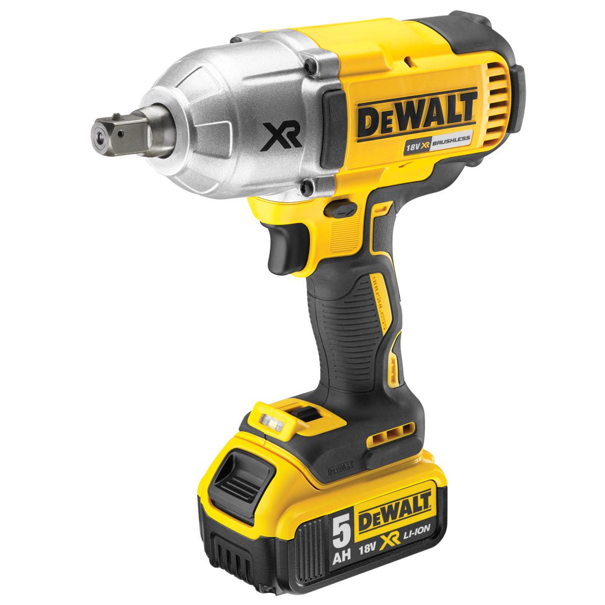Dewalt Dcf899p2 18v High Torque Brushless Impact Wrench