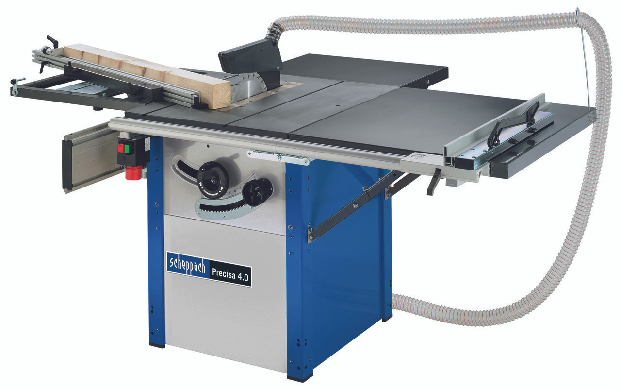 Scheppach Precisa 4 0 Table Saw Full Package
