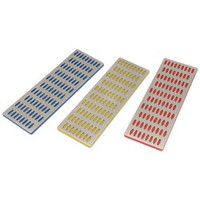 Draper 26335 3 Piece Diamond Whetstone Set