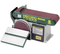 "Record Power BDS150 6"" x 4"" Belt & Disc Sander"