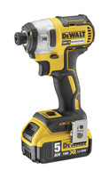 Dewalt DCF887P2 XR 18V 3 Speed Brushless Impact Driver (2x5.0Ah)