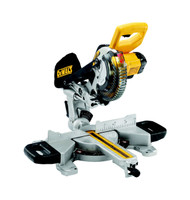 Dewalt DCS365M2 184mm 18V Cordless Mitre Saw (2x4Ah)