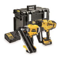 Dewalt DCK264P2 18v 5.0ah Nail Gun 1st And 2nd Fix Twin Pack