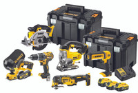Dewalt DCK665P3T 18V Cordless 6 Piece Kit With 3x 5.0Ah Batteries