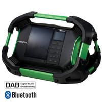 Hitachi UR18DSDL DAB Site Radio With Bluetooth
