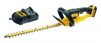 Dewalt DCM563P1 18V Hedge Trimmer (1 X 5.0Ah Battery)