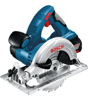 Bosch GKS 18 V-LI Professional Cordless Circular Saw 2 x 5.0Ah Batteries
