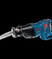 Bosch GSA 18 V-LI Professional Cordless Sabre Saw 2 x 5.0Ah Batteries