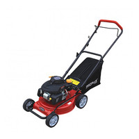 ProPlus Classic Push 40cm Petrol Lawnmower Steel Deck with 3HP Engine