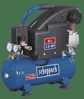 Scheppach HC08 1.5HP 8Litre Compressor
