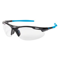 Ox Professional Wrap Around Safety Glasses Clear
