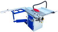 "Charnwood W670 12"" Panel Saw with Sliding Beam"