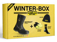 Safety Jogger Best Boot Winter Box