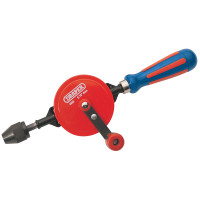 Draper 13838 8mm Double Pinion Hand Drill