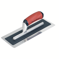 "Marshalltown 11 x 4 5/16"" Permaflex Trowel With Durasoft Handle"
