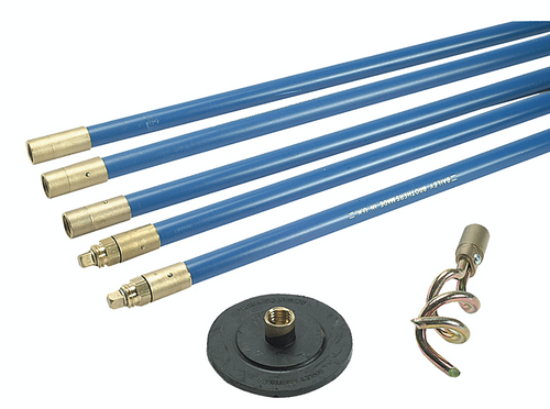 "Bailey BAI1323 Lockfast 3/4"" Drain Rod Kit"