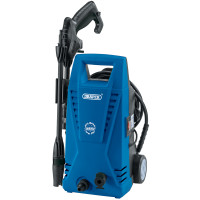 Draper 83405 1500W 230V Pressure Washer With Total Stop Feature