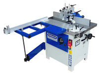 Charnwood W050P Spindle Moulder With Square Table Package Deal