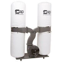Sip 3HP Dust Extractor (306 Litre) (01956)